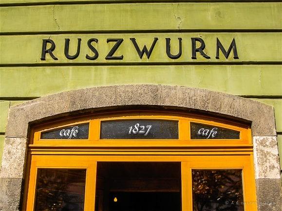Ruszwurm Café