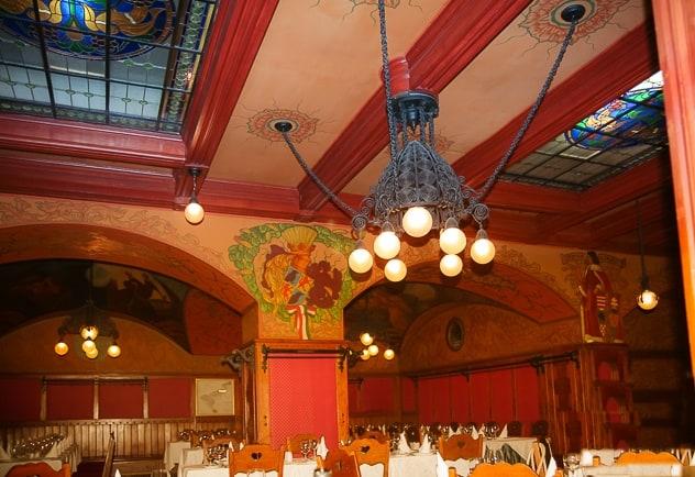 Mátyás Pince Restaurant