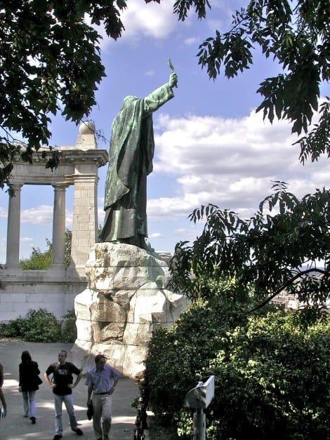 Gellért Monument