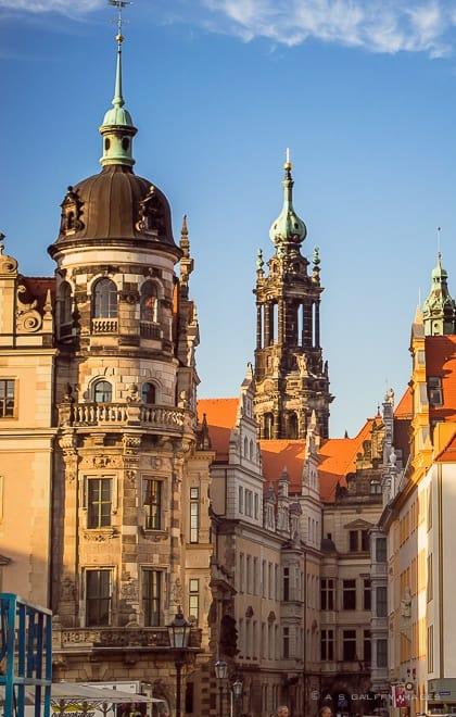 Dresden Palace