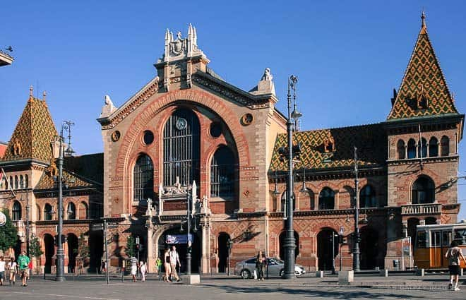 The Great Market Hall (Vasarcsarnok)