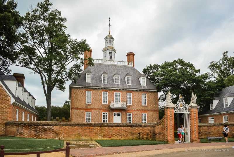 The Governor's Palace