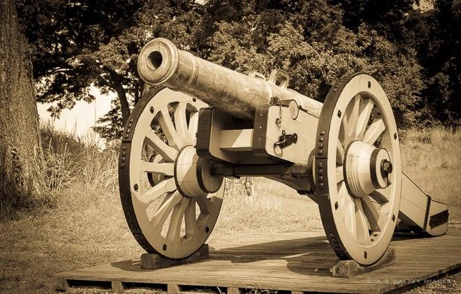"""""""Grasshopper"""" Cannon"""