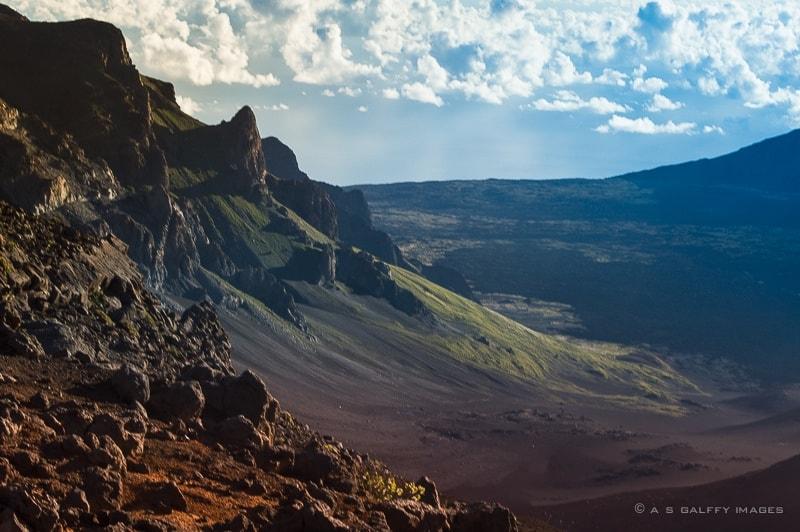 Image depicting the sunrise at Haleakala