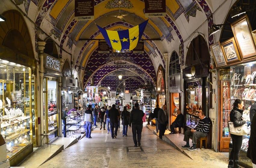 Grand Bazar-Istanbul