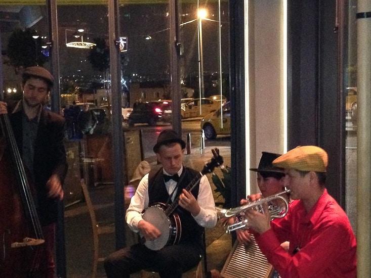 The Uninvited Jazz Band