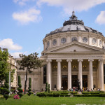 The Weekly Postcard: The Romanian Athenaeum
