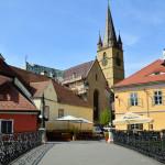 Transylvanian Trails: The Historic Center of Sibiu