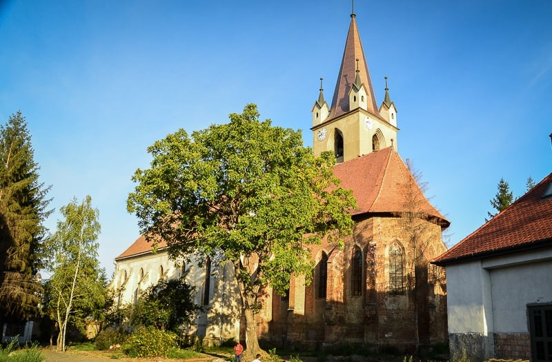 Reformed Church (Fortress)