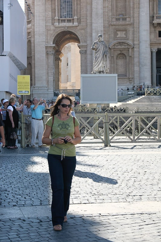 Vatican now