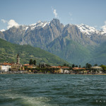 The Weekly Postcard: Boating on Lake Como