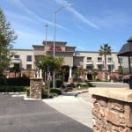 Paso Robles Hampton Inn – not Your Average Hilton Property
