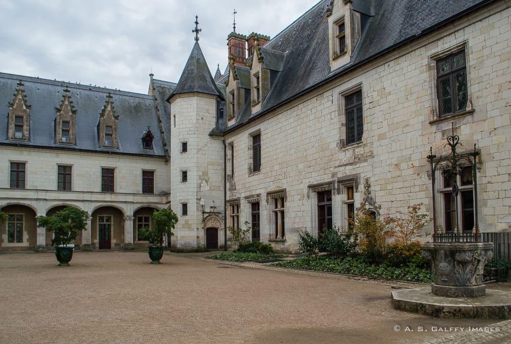 Souvent The Weekly Postcard: Château de Chaumont-sur-Loire SJ12