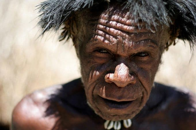 papua-old-man